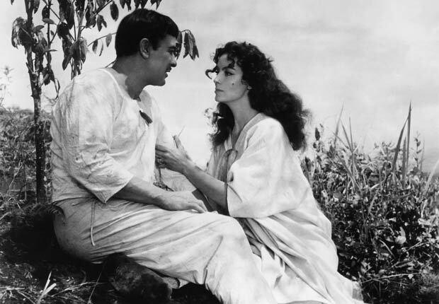 María Félix en Tizoc: Amor Indio, 1957 - 10 películas clásic