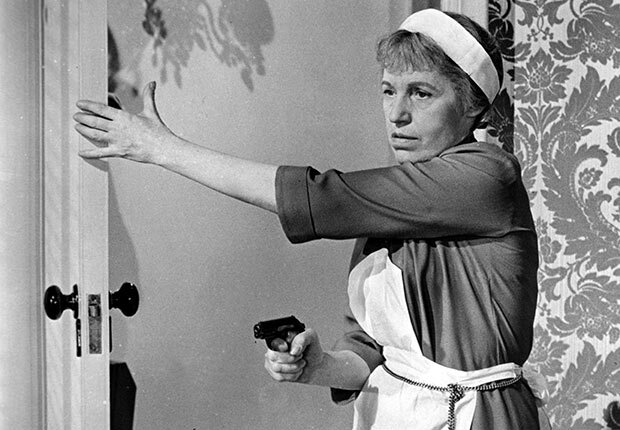 Lotte Lenya in From Russia With Love