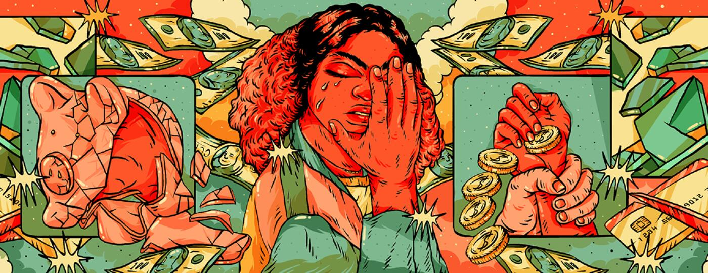 illustration_of_financial_abuse_examples_woman_crying_by_noopur_choksi_1440x440