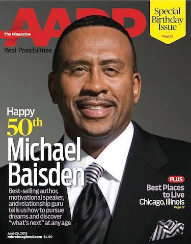 Michael Baisden is 50!