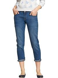 woman in jeans