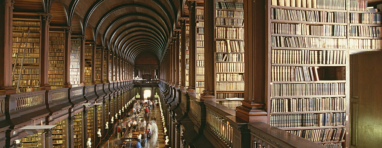 AARP, The GIrlfriend, Trinity College Dublin