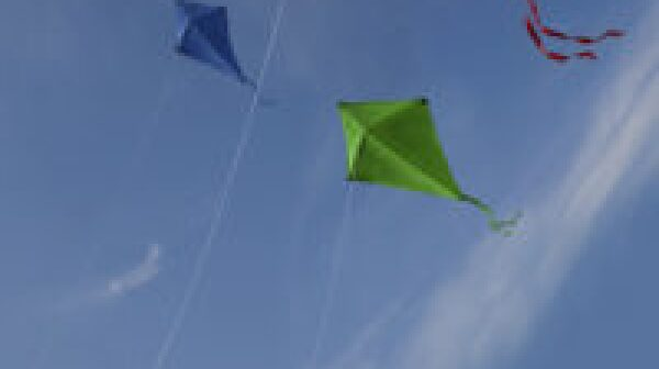 Three kites