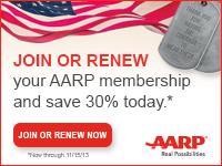 Veterans Day Membership Savings Offer
