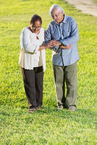 Latino-caregivers