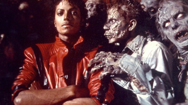 Michael Jackson, Thriller Music Video