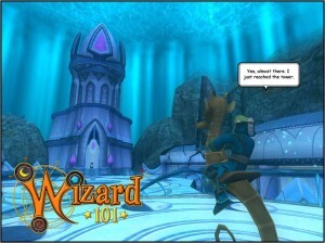 Wizard 101 game