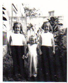 Susana, Patricia y Virginia