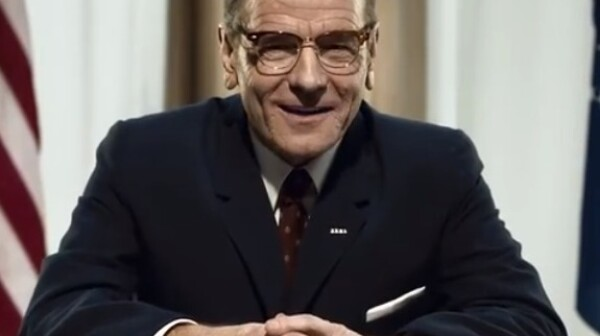 Lyndon B Johnson Bryan Cranston