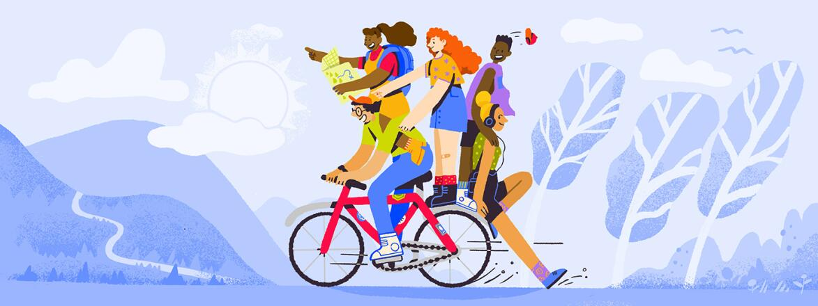 illustration_of_friends_riding_bike_hanging_out_together_by_carly_berry_1440x560.jpg