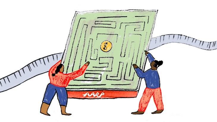 illustration_of_two_women_using_aarps_money_map_by_Danielle_Rhoda_1440x560.jpg