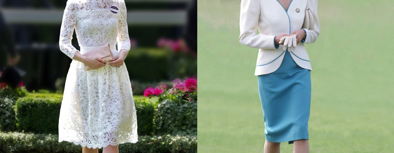 The Girlfriend Princess Diana or Kate Middleton memorable royalty fashion outfits royal hats classic moments