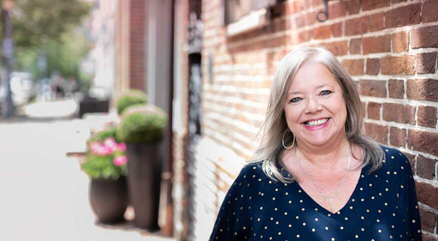 Photo of The Ethel's editor, Shelley Emling