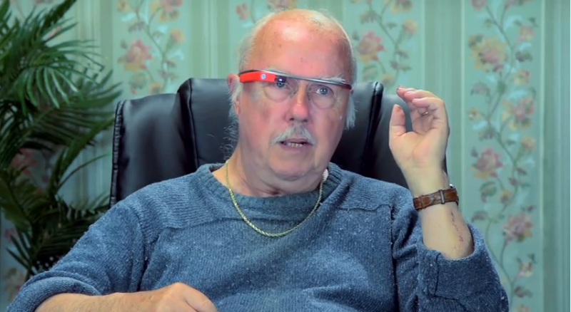 google glass elder 4