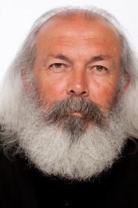 Husband's beard