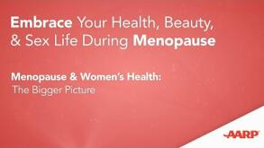 Episode #5 - Menopause & Women's Health: The Bigger Picture (March 31, 2021)
