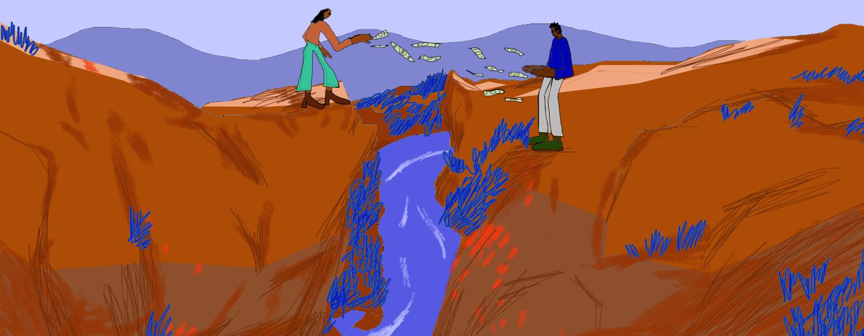 aarp, girlfriend, illustration, divorce