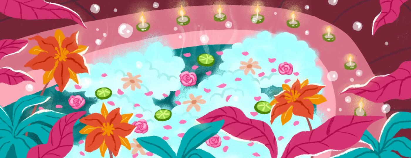 illustration_of_bubble_bath_with_flowers_and_leaves_by_charlot_kristensen_1540x600