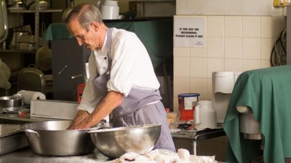 Kitchen Worker Series