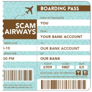 Travel fraud