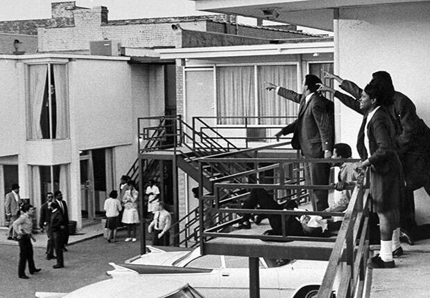 Martin Luther King Jr. assassination