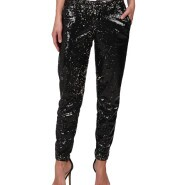 CJ by Cookie Johnson Sequin Trousers