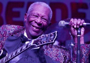 B.B. King, the guitar god of all guitar gods, passed away on May 18 at the of age 89 in Las Vegas.
