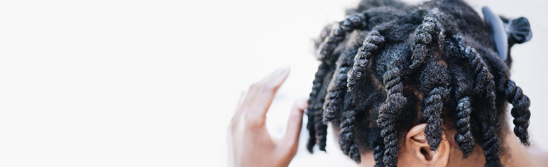 black woman, hair, natural hair, twists
