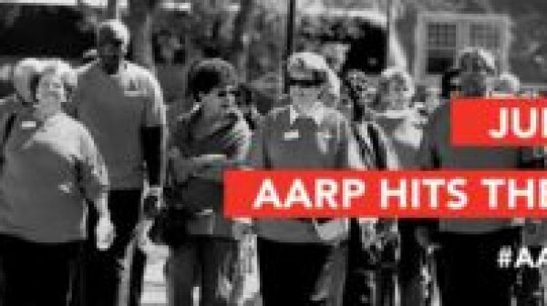 AARP volunteers head to Congress to support Social Security and Caregiving