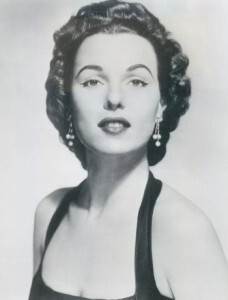 Bess Myerson in 1957