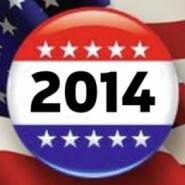 2014 Election button