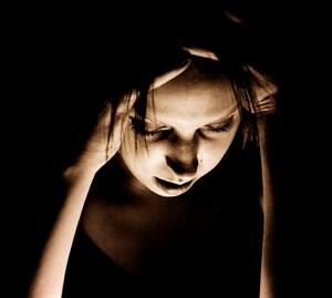 Migraine sufferer