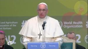 Pope ONU