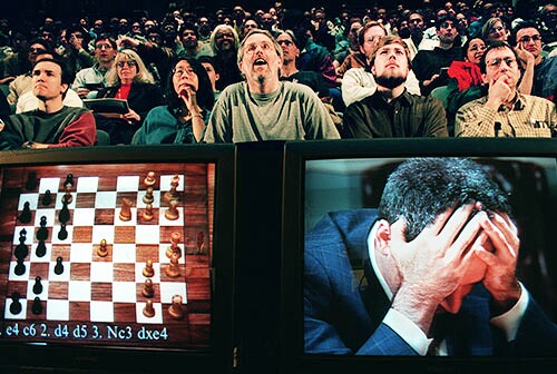 IBM Deep Blue Chess Champion  vs. Garry Kasparov