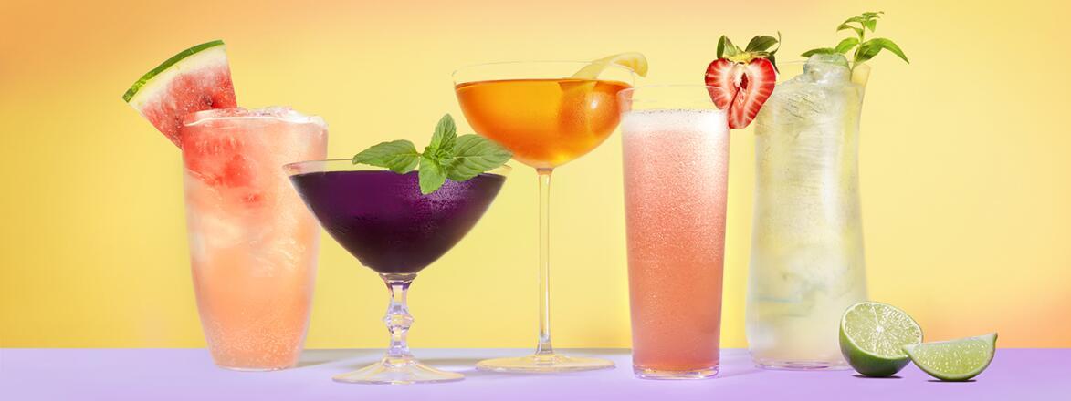AARP, The Girlfriend, Cocktails, Summer, drinking