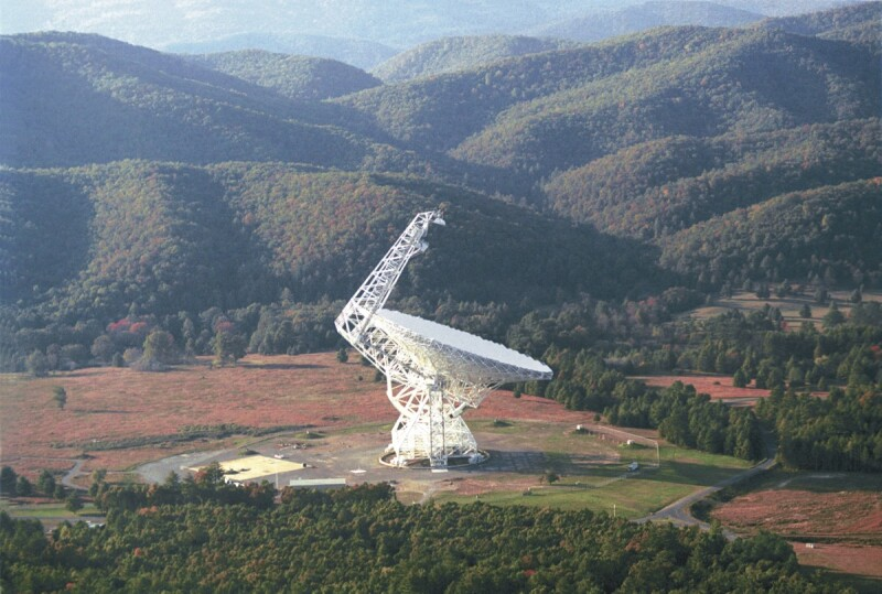 Green Bank Radio Telescope