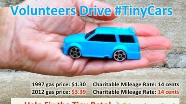 VolunteerSpot - TinyCars
