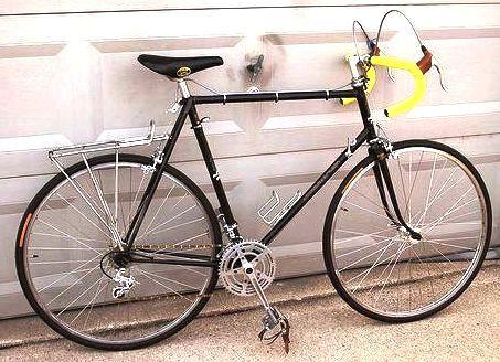 Jeff Y Bike