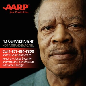 I'm a grandparent, not a grand bargain. Call 1-877-814-7890 today!