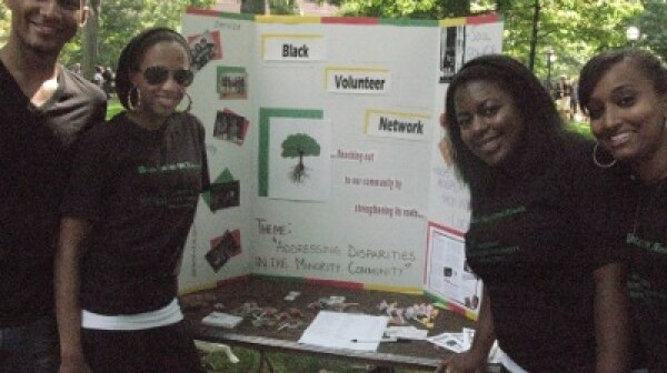 Black volunteers