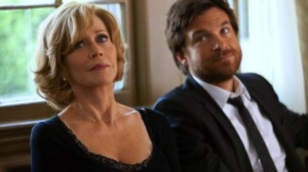"""Jane Fonda and Jason Bateman in 'This Is Where I Leave You"""""""