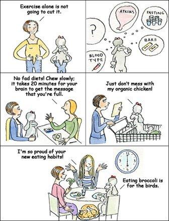 Segunda cartoon