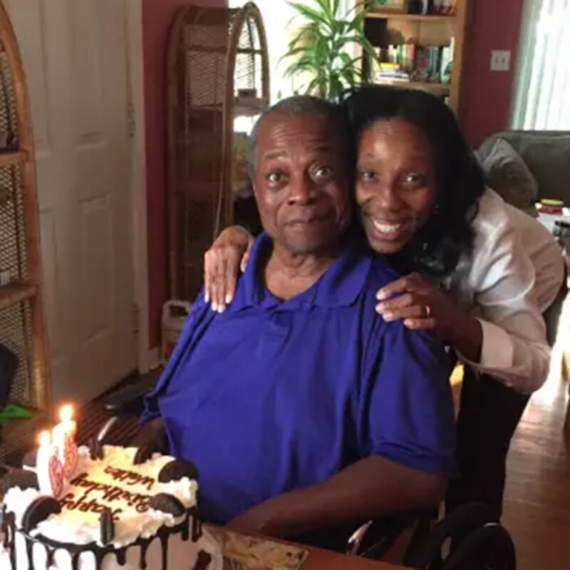 For Richer or Poorer; A Family Caregiver's Journey