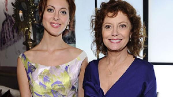 Susan Sarandon and her daughter Eva Amurri Martino