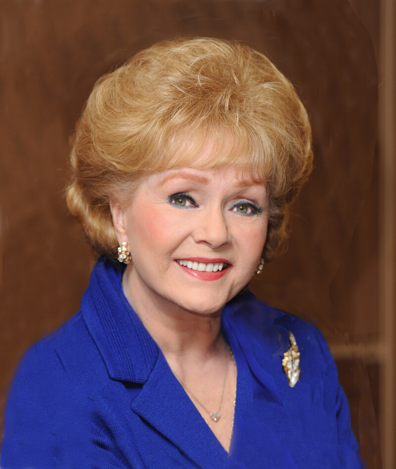Debbie Reynolds Author Photo - Credit UPIPhotoRune Hellestad