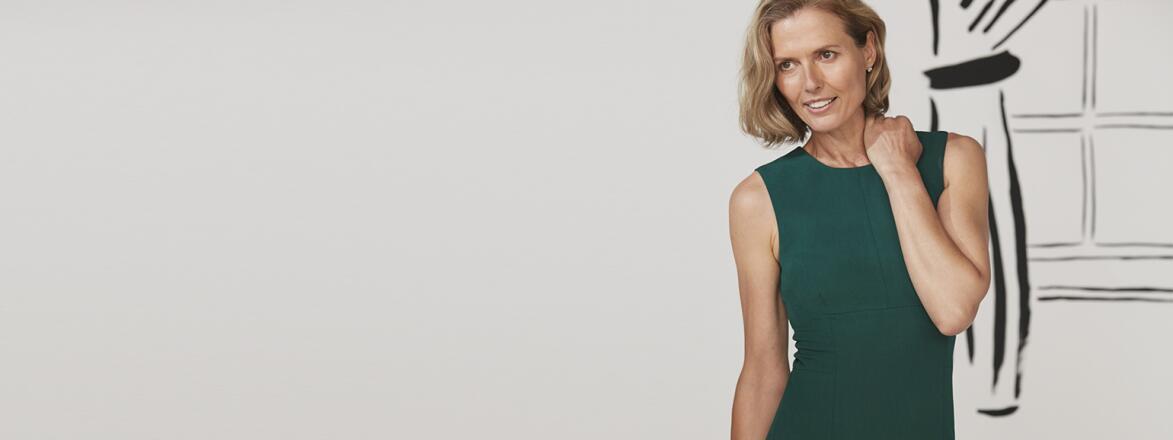 girlfriend, aarp, MM LaFleur, fashion, work clothes