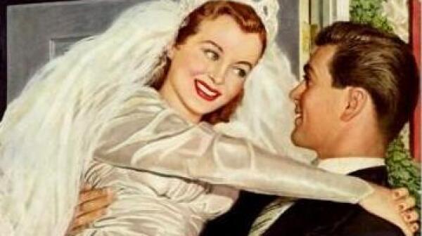 PEPPER bride groom