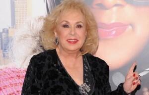 Doris Roberts, actress and comedian