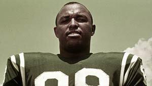 Former Baltimore Colt John Mackey