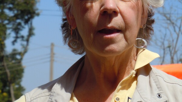 Anne Lee Hussey Rotary volunteer
